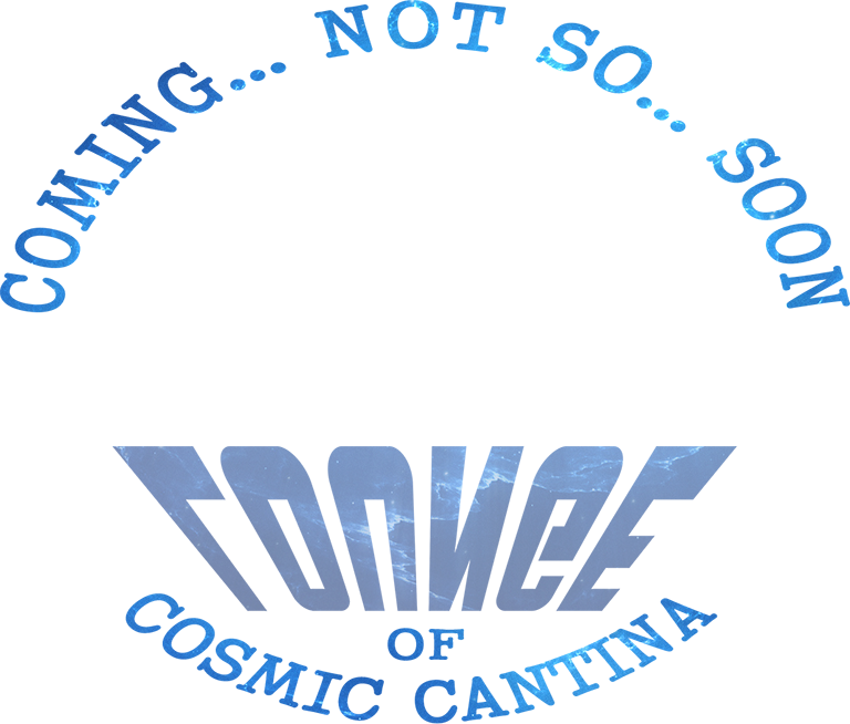 The DOWNSTAIRS LOUNGE of Cosmic Cantina